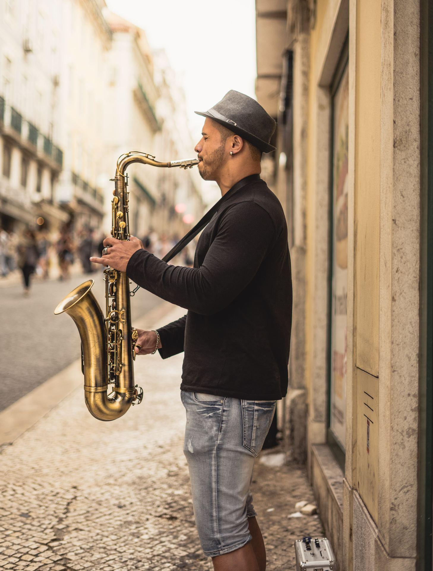 Saxofonens revival