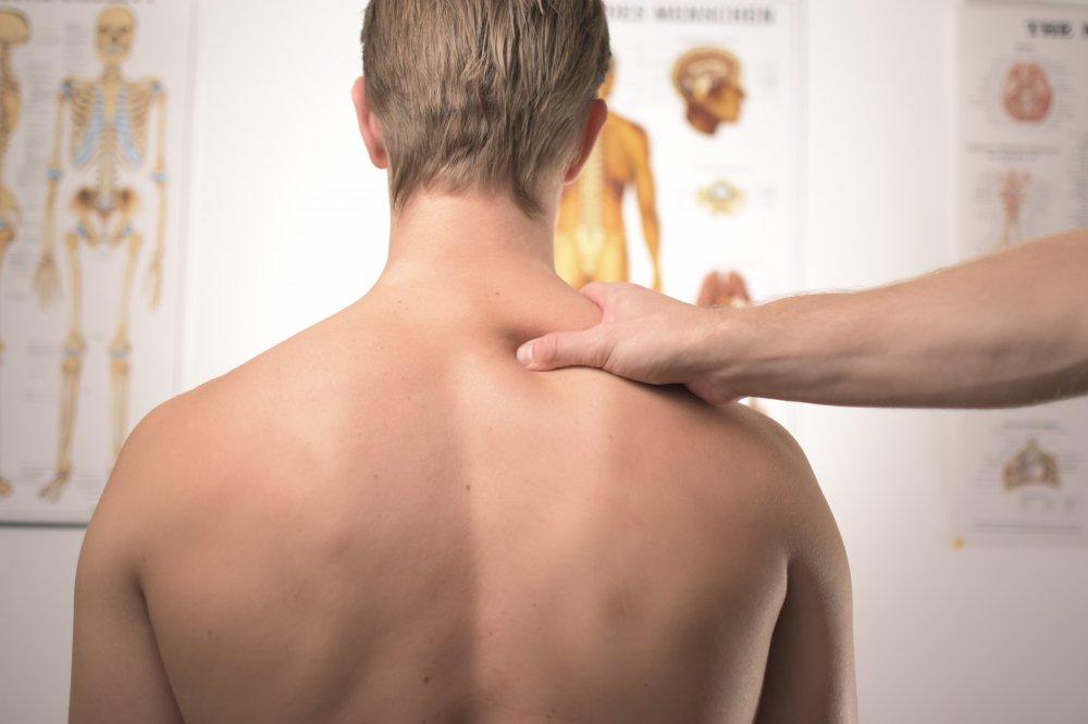 Få hjälp med din onda rygg