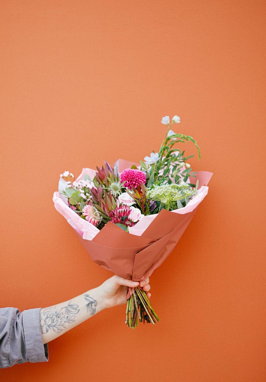 Vill du boka en blomleverans i Stockholm?